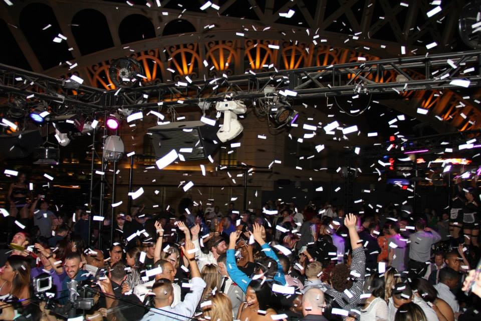 New Year's Eve Parties in Las Vegas