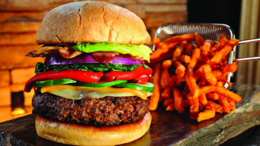 5 Vegas Burger Places You Need To Visit: Burger Bar